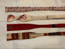 Vintage Self Tie Bow Ties #17