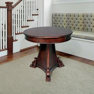 AF57620 - Lafayette Gueridon Pedestal Table