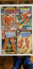 Marvel-Saga of the Original Human Torch #1-4 Complete Series-1990