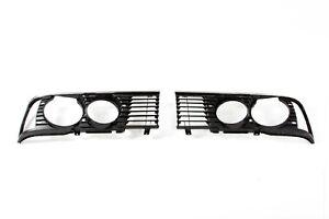BMW E23 Euro Headlight Grills Grill Conversion 728 730 732 733 735 745 i