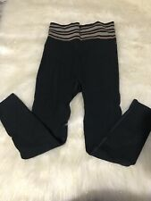 Urban Outfitters Leggings Womens Size Medium Black/Noir High Waisted