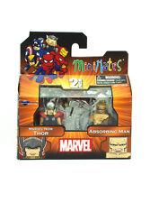 Marvel Minimates Marvel Now Thor & Absorbing Man TRU Toys-R-Us Series 18 Figures