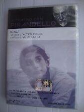 DVD A TEATRO CON PIRANDELLO -  KAOS