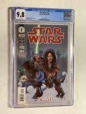 Star Wars 19 cgc 9.8 dark horse white pages