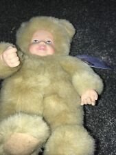 Vintage Baby Bear Doll by Anne Geddes. New