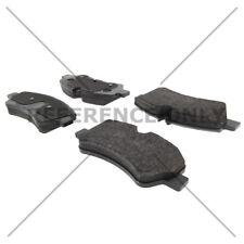 Disc Brake Pad-C-TEK Metallic Brake Pads-Preferred Rear fits 14-15 Ford Transit