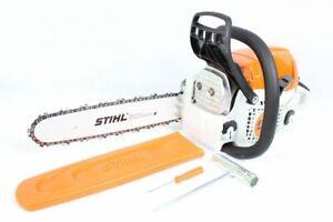 Stihl MS 231 ms231 40cm PM3 Benzin Kettensäge Benzinmotorsäg Motorsäge NEU
