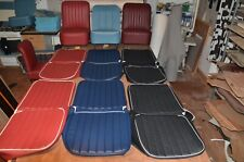Austin A30 A35 OR Morris minor Seat covers (2 x BASE AND 2 x BACK) ANY COLOR
