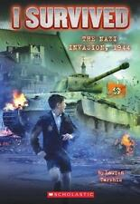I Survived: I Survived the Nazi Invasion 1944 9 by Lauren Tarshis (2014,...