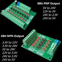Optocoupler Isolator Photoelectric Isolation Module PLC Signal Converter Board