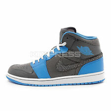 Nike Air Jordan 1 Phat [364770-006] Basketball Cool Grey/North Carolina Blue