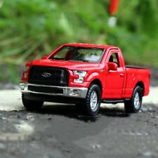 Ford Pickup Model Cars 1:36 Toy Open two doors Collection Red New Alloy Diecast