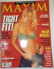 Maxim Magazine Arabella Pin-Up Special February 1997 041415R2