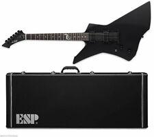 ESP LTD Snakebyte LH James Hetfield Black Satin BLKS Left-Handed Guitar + Case
