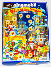 playmobil 3993 advent calendar adventskalender christmas gift xmas 2001 vintage