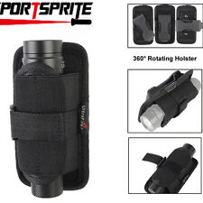 Rotatable Belt Clip Holster pouch for NexTorch T9/T6/T6A/T6L/P1/ P3/P6A/P8A lamp