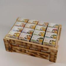 (28,74 EUR / 100 Gramm) Revolution Tee - wooden box of tea by thokika