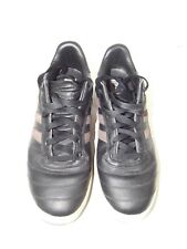 adidas David Beckham Brown Leather Stripes Casual Sneakers shoes Men's Sz. 10
