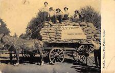Anoka Minnesota~2413 Bushel Load @ The Potato Center~1910 PC