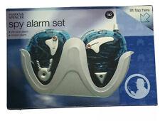 Spy Alarm Set Intrusion Motion Toy Age 8 Yrs + M&S New In Box