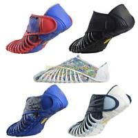 Mens Womens Jogger Walking-Yoga-Fitness Shoes Wrap Sole ALL SIZES Unisex T123