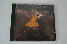 Kronos Quartet - Night Prayers, (Box 56)