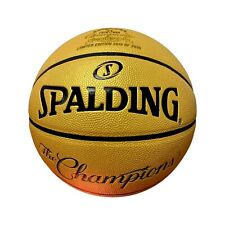 Toronto Raptors 2019 NBA Finals Champions Gold Basketball - #1777/2019