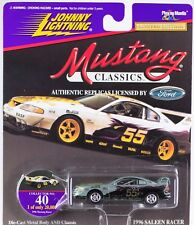 Johnny Lightning Limited Edition Mustang Classics - 1996 Saleen Racer - New