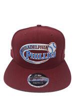 Philadelphia Phillies New Era 9Fifty Adjustable SnapBack MLB Baseball Cap Hat