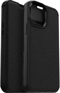 OtterBox Strada Series, Premium Leather Folio Case,iPhone 13 Pro Max