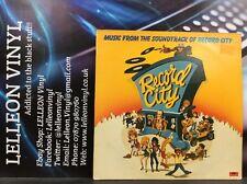 Record City OST Soundtrack LP Album Vinyl 2391299 A2/B1 Pop 70's Film Movie