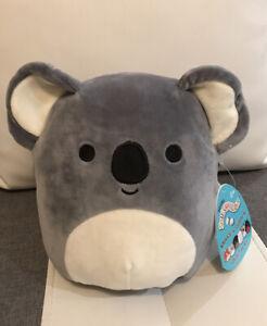 "Soft Toy Koala Squishmallow Koala Bear Plush Kirk the Koala Squishmallow 🐨 7"""