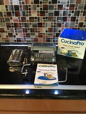 Pasta Maker by CucinaPro Stainless Steel - New in Box