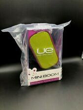 NEW - UE MINI BOOM Wireless Bluetooth Speaker - Purple Logitech HUGE Sound