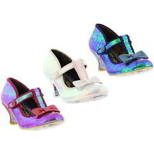 Irregular Choice Party Block Synthetic Heels for Women