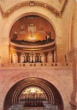 BG9434 mount tabor basilica of transifiguration interieur  israel