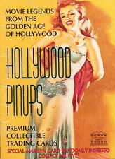 HOLLYWOOD PINUPS 1994 21ST CENTURY ARCHIVES COMPLETE FACTORY CARD SET OF 50 FA