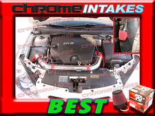 K&N+RED 06 07 08 09 CHEVY MALIBU/PONTAIC G6 3.9 3.9L V6 COLD AIR INTAKE KIT