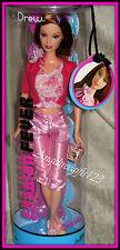 Redhead Fashion Fever Drew Barbie doll mint nrfb Perfect gift