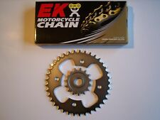 POLARIS OUTLAW 525 S NEW STEEL SPROCKET EK SRO6 O-RING CHAIN KIT 2008 - 2010