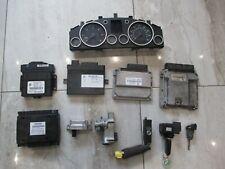 VW TOUAREG 2.5 TDI BAC ENGINE COMPLETE ECU KIT 2005
