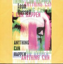 7inch LEON RUSSELL anything can happen GERMAN 1992 EX