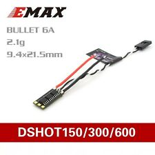 EMX-SC-1770 EMAX Emax Bullet Series 6A Dshot ESC w/BLHeli_S FPV Quad ESC