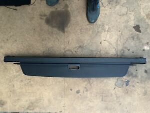 BMW 3 Series F31 Touring 2012-2019 Rear Parcel Shelf Load Cover 51477273665