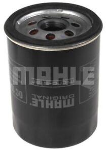 Engine Oil Filter-VIN: N Mahle OC 1048