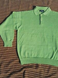 burberry London sweater  greenPolo Neck Wool Jumper Size M
