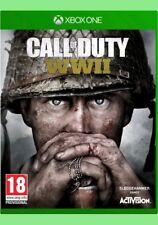Call of Duty: WWII XB1 xbox one game world war 2 ii new sealed uk freepost