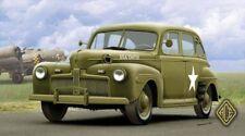 Ace 1/72 armée  US Chef Ford Voiture Fordor Modèle 1942 # 72298