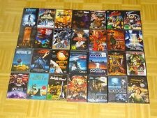 Science-Fiction-Fantasy-Abenteuer DVD Sammlung (Klassiker & Kult) NEU&OVP
