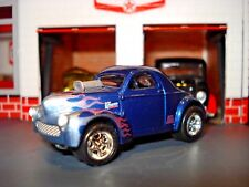 "1941 41 WILLYS COUPE ""PERFORMCE WILLY"" LIMITED EDITION CAR 1/64 DRAG CAR JL"